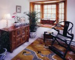 a feng shui sitting room